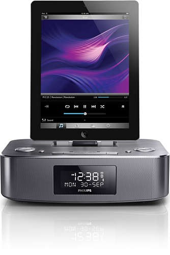 Philips DTB297 Docking station with Bluetooth